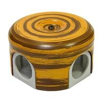 Распределительная коробка d78мм декор бамбук