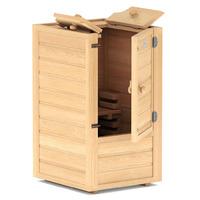 """Мини-сауна """"Sauna by Siberia"""" из кедра"""