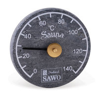 Термометр SAWO каменный