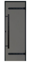 Дверь HARVIA LEGEND 700х1900 сосна/серое