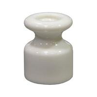 Изолятор керамика белый