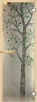 Берёза дерево