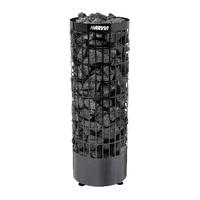 Harvia Cilindro PC 70E Black steel
