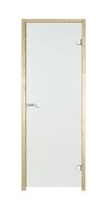 Дверь для сауны Harvia 700х1900 осина/прозрачное
