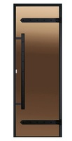 Дверь HARVIA LEGEND 700х1900 сосна/бронза