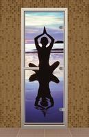 ДТП Медитация с фотопечатью