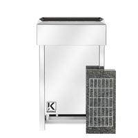 KARINA ECO в камне серпентинит 8 кВт/380 В