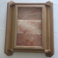 Абажур (угловой) кедр и гималайская соль