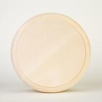Вентиляционная поворотная заглушка Iron Light wood (липа)