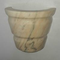 Светильник из мрамора МС 03