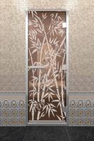 DoorWood Бамбук и бабочки