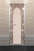 DoorWood Восточная арка матовая