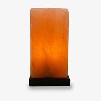 Светильник из гималайской соли Высокий Куб
